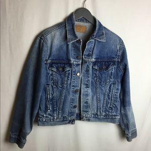 Vintage Roebuck jean jacket